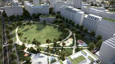Council Option 2019 proposed park