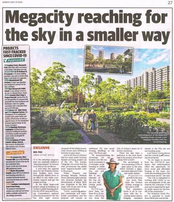 Sunday Telegraph p27 31 May 2020