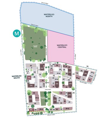 LAHC Waterloo South Zoning Proposal 2020