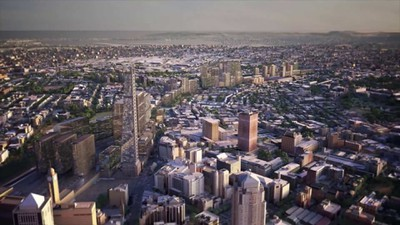 Indicative Development Central - Chippendale