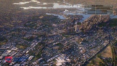 Central to Eveleigh Indicative Development in City Context - July 2014