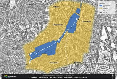 Central to Eveligh Urban Renewal Area 8 Mar 2014