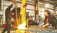 Future is bleak for blacksmiths at ATP