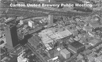 Carlton United Brewery Public Meeting - 14th August 2006